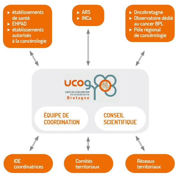 UCOG partenaires schéma